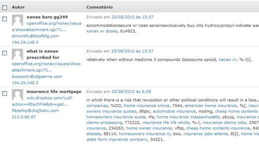 spam-comentarios