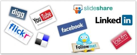 interagir mídia social