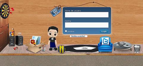 login customizado wordpress